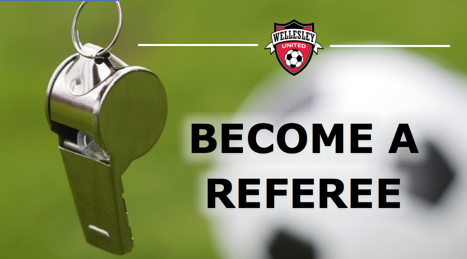 Want to Become a Referee?